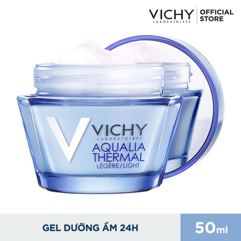 Kem dưỡng ẩm kích hoạt và giữ nước suốt 24h Vichy Aqualia Thermal 50ml