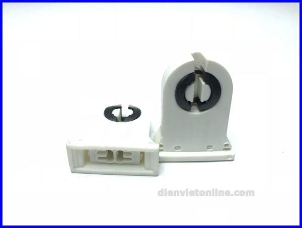 [HCM]Bộ 2 đầu máng đèn mỏng cao cấp - Điện Việt