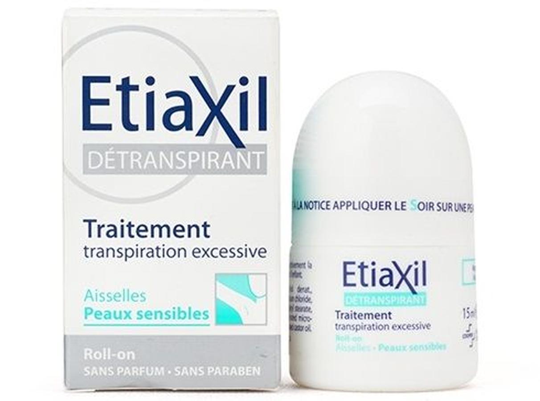 Lăn Khử Mùi Đặc Trị Hiệu Quả Hôi Và Viêm Vùng Da Dưới Nách Etiaxil 15ml Cho Da Nhạy Cảm nhập khẩu