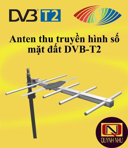 ANTEN NGOÀI TRỜI DVB T2 - MODEL: HKD H5-01 ( + 10M DÂY)