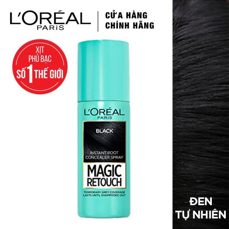 Xịt phủ tóc bạc Magic Retouch LOreal Paris nhập khẩu