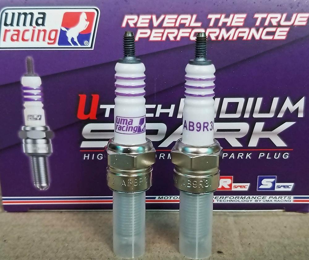 Bugi UMA Racing UTechIRIDIUM SPARK (Bugi Chân Dài) Kim Hoàng Kim Giảm Duy Nhất Hôm Nay