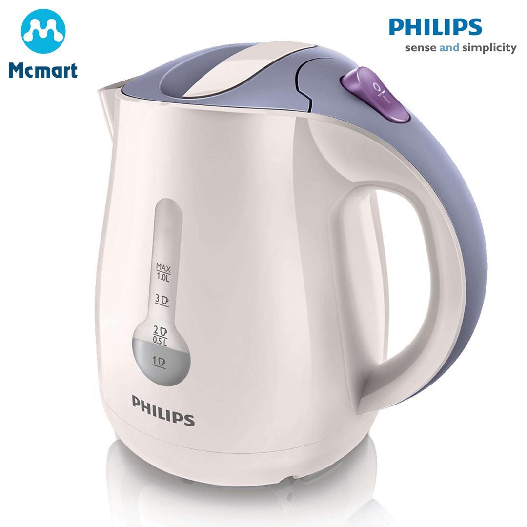 Giá Bán Ấm Sieu Tốc Philips Hd4676 1L Trắng Phối Xam Hang Nhập Khẩu Hang Nhập Khẩu Nguyên Philips