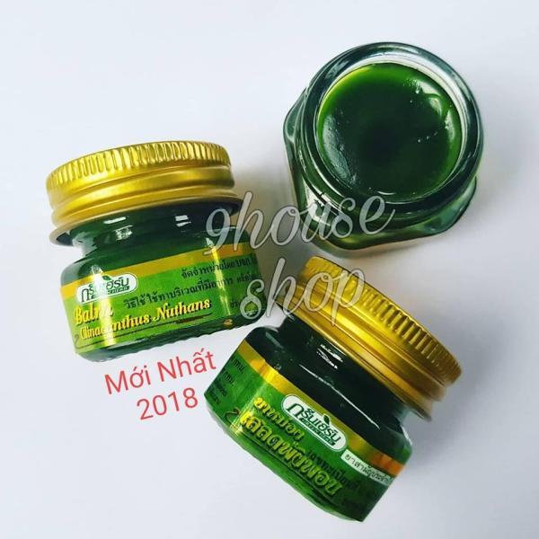 (10gr) 01 Dầu Cù Là Thơm Hop Headed Barleria Thái Lan giá rẻ