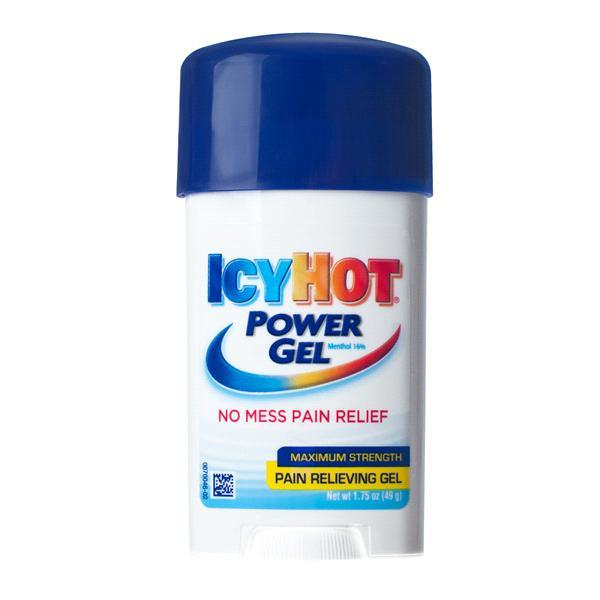 Gel xoa bóp giảm đau siêu mạnh IcyHot Power Gel 49g nhập khẩu