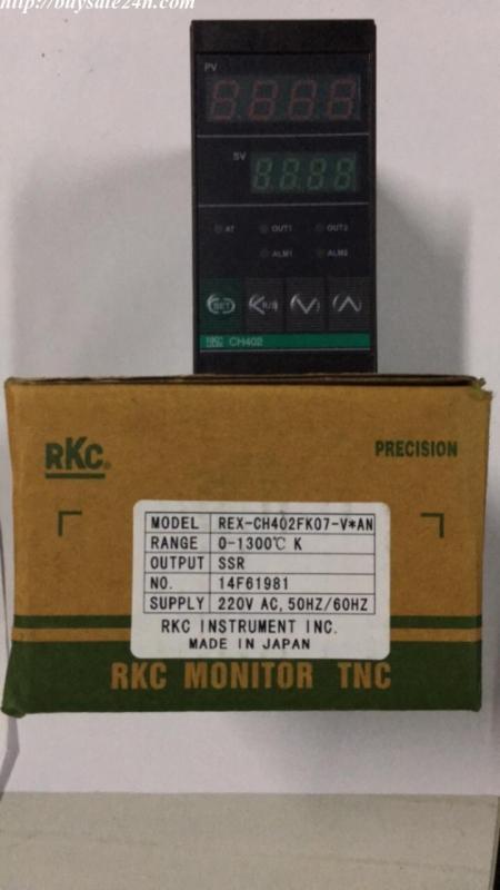 Đồng hồ nhiệt 2 ngõ ra điều khiển CH402