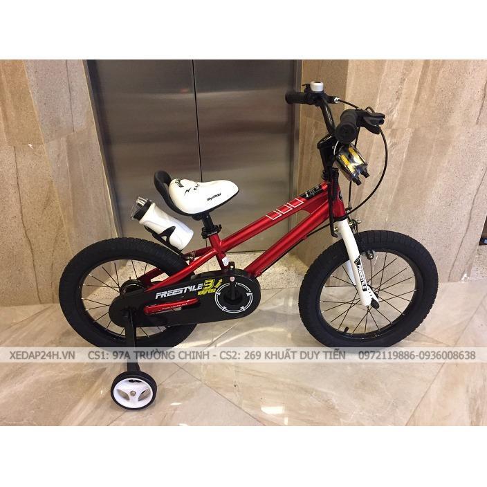 xe đạp cho bé ROYALBABY FREESTYLE RB-6 12 (2-6 tuổi)