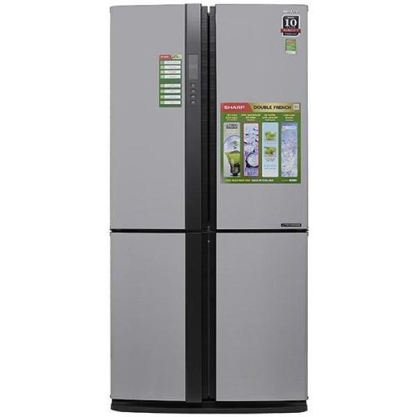 Tủ lạnh Inverter Sharp SJ-FX680V-ST 678 lít