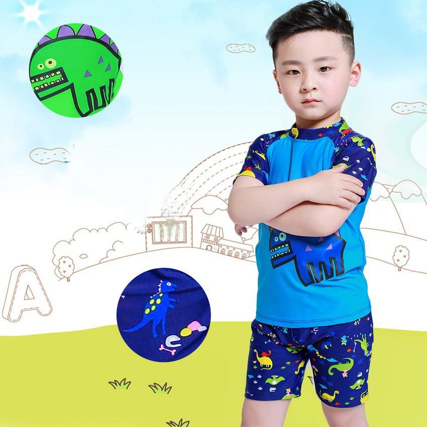 Hình ảnh Đồ bơi cho bé trai BoiBoy-01 giá sốc cho bé từ 2-8 tuổi