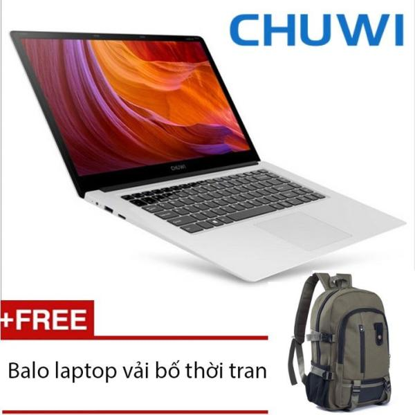 Bảng giá Chuwi Laptop Full HD siêu nhẹ (Tặng Balo) Intel X5 64bit Z8350 Ram 4G - Rom 64G Phong Vũ