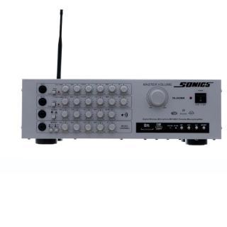 [HCM]Amply Arirang Sonics PA-203WM + Kèm 2 Micro Không dây thumbnail