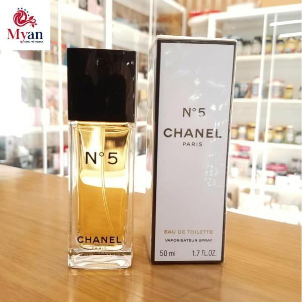 Nước Hoa Chanel No.5 Paris EDT Spray Của Pháp