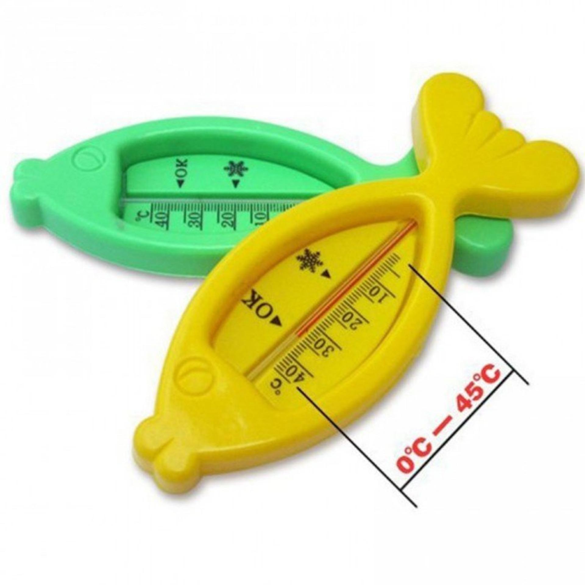 Hình ảnh Nhiệt kế đo độ nước, sữa, thực phẩm siêu tiện dụng