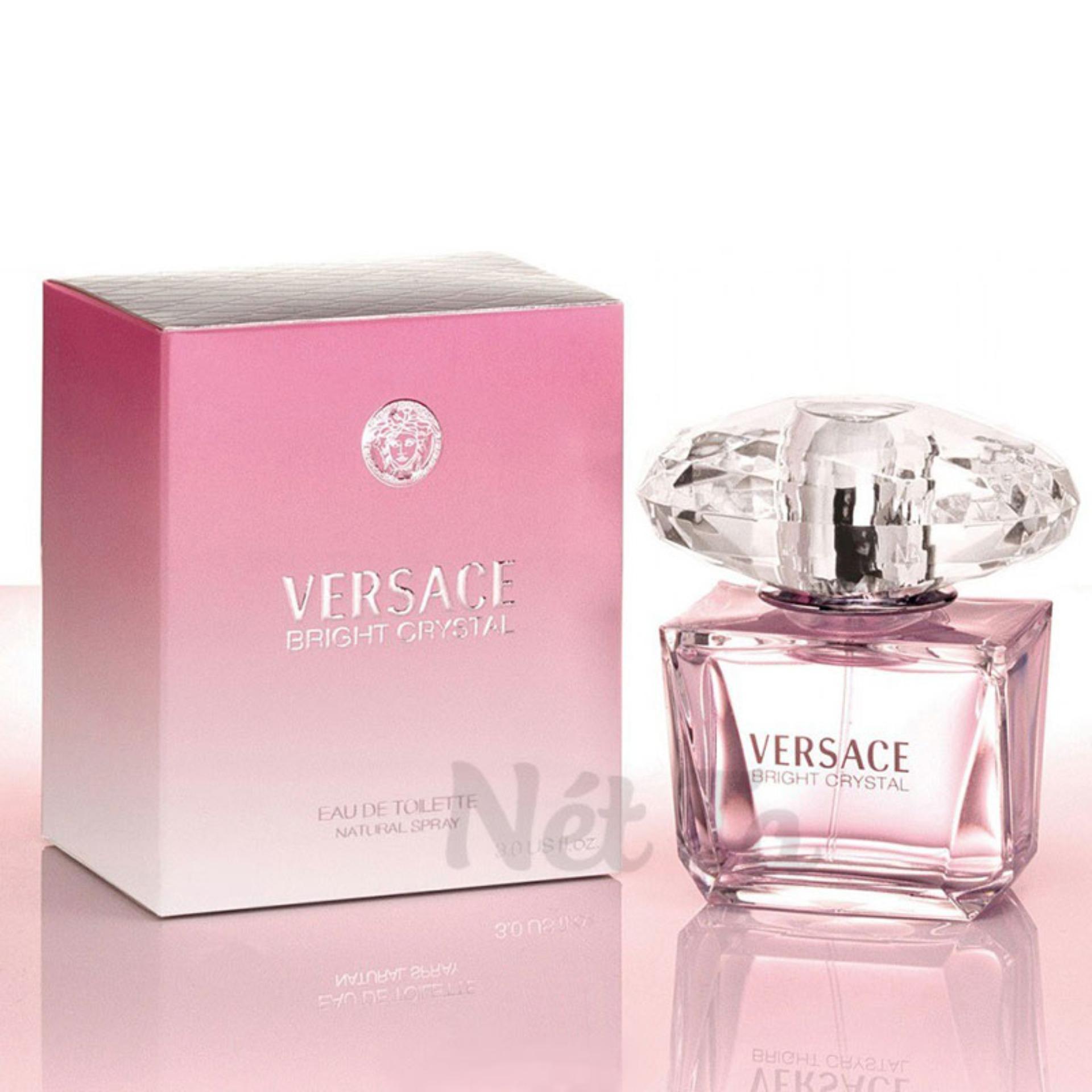 Nước hoa nữ Versace Bright Crystal - Eau De Toilette 5ml