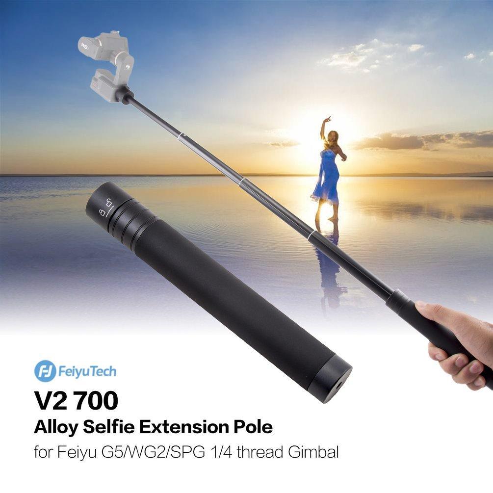 Hình ảnh FeiyuTech V2 700 Alloy Selfie Stick Extension Pole Rod for G5/WG2/SPG Gimbal