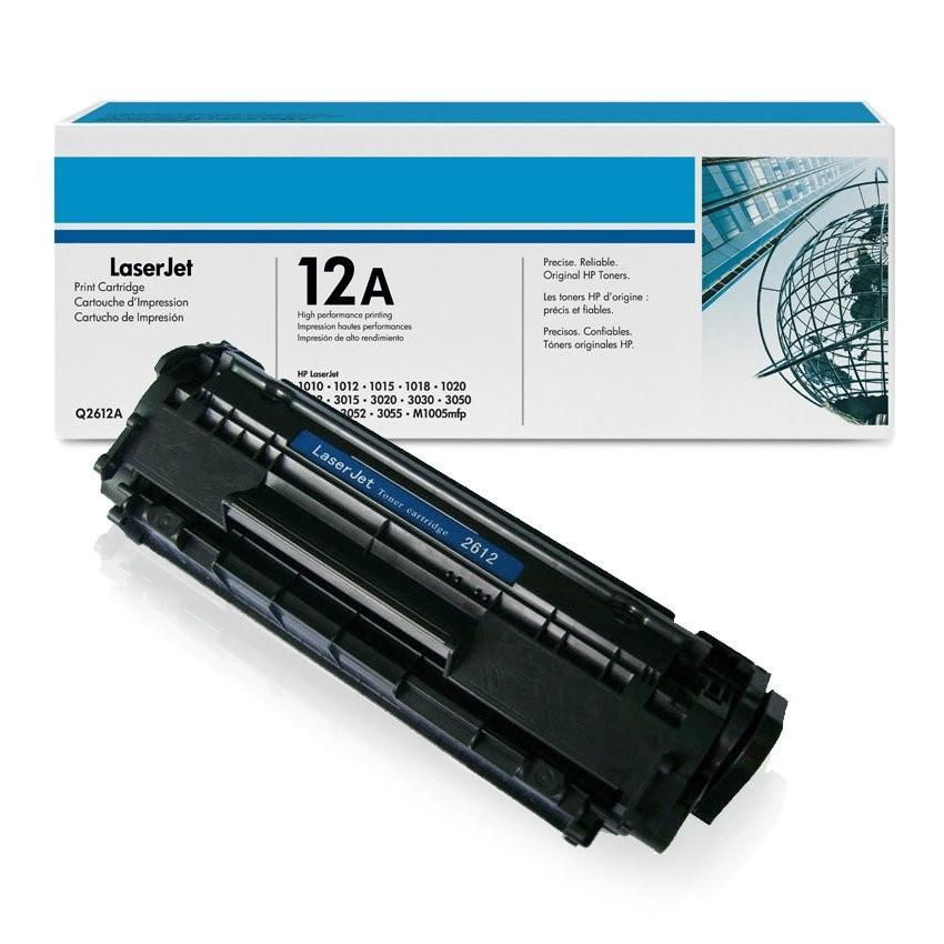 Mực in Cartridge Prin max 12A-HP 1010/1020/3013/CANON 2900/303
