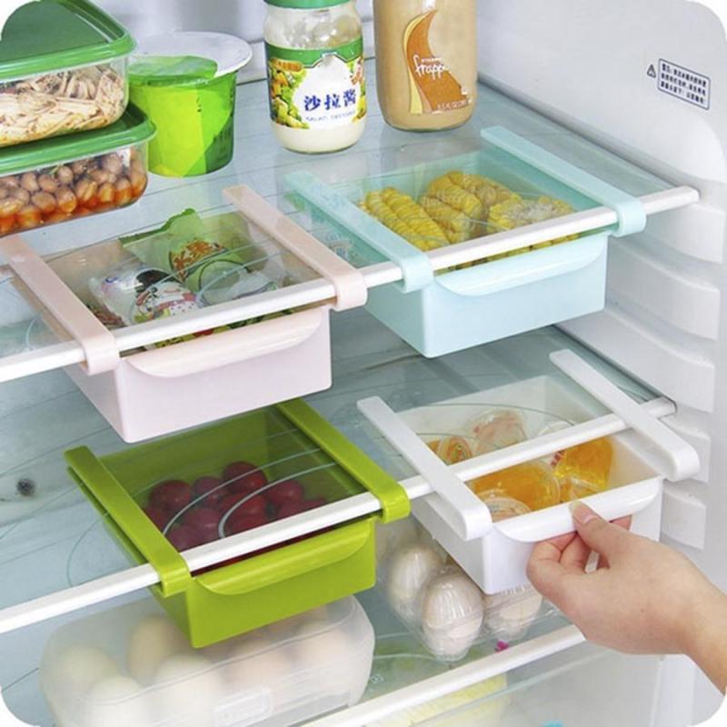 4 Khay Bảo Quản Tăng Diện Tích Tủ Lạnh