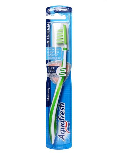 Bàn Chải Đánh Răng Aquafresh Interdenal giá rẻ
