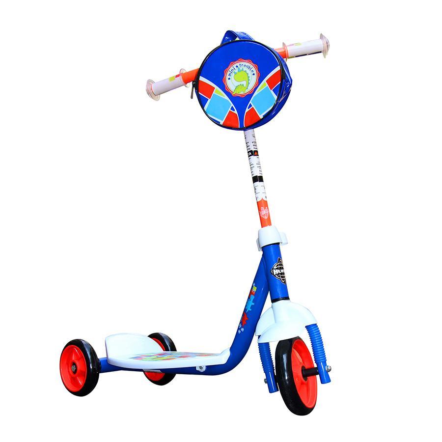 Xe trẻ em SCOOTER 3 bánh (trẻ 3 - 7 tuổi) Huffy Dino Roars -III- MIA SHOP