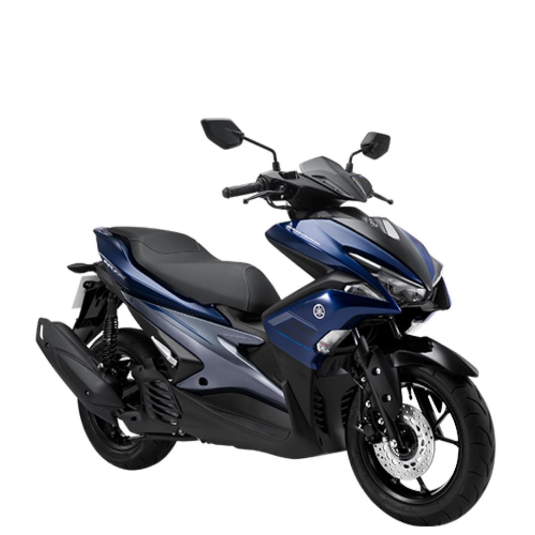 Xe Yamaha NVX 125 Deluxe 2019 (Xanh)
