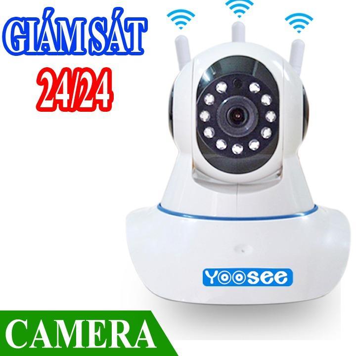 Bán Camera Ip Yoosee Hd 1080 3 Rau