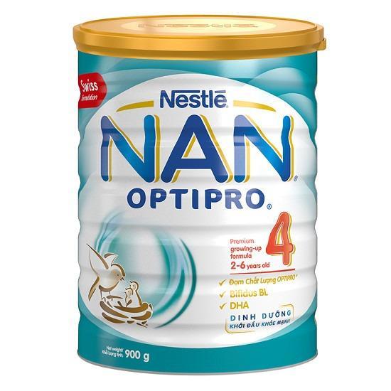 Sữa Nan Optipro Kid 4 900G