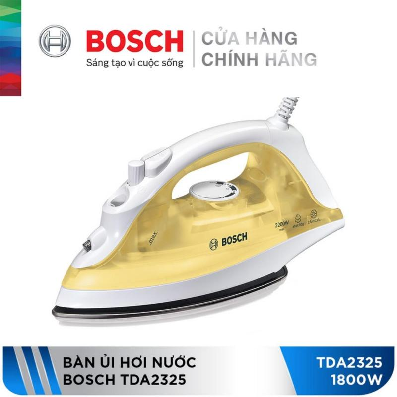 Bàn ủi hơi nước Bosch TDA2325 (1800W)