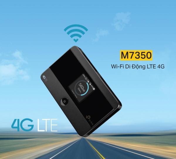 Bảng giá Phát WIFI 4G TP-Link M7350, Wifi Di Động 4G LTE, bảo hành 24 tháng, bảo hành 1 đổi 1 Phong Vũ
