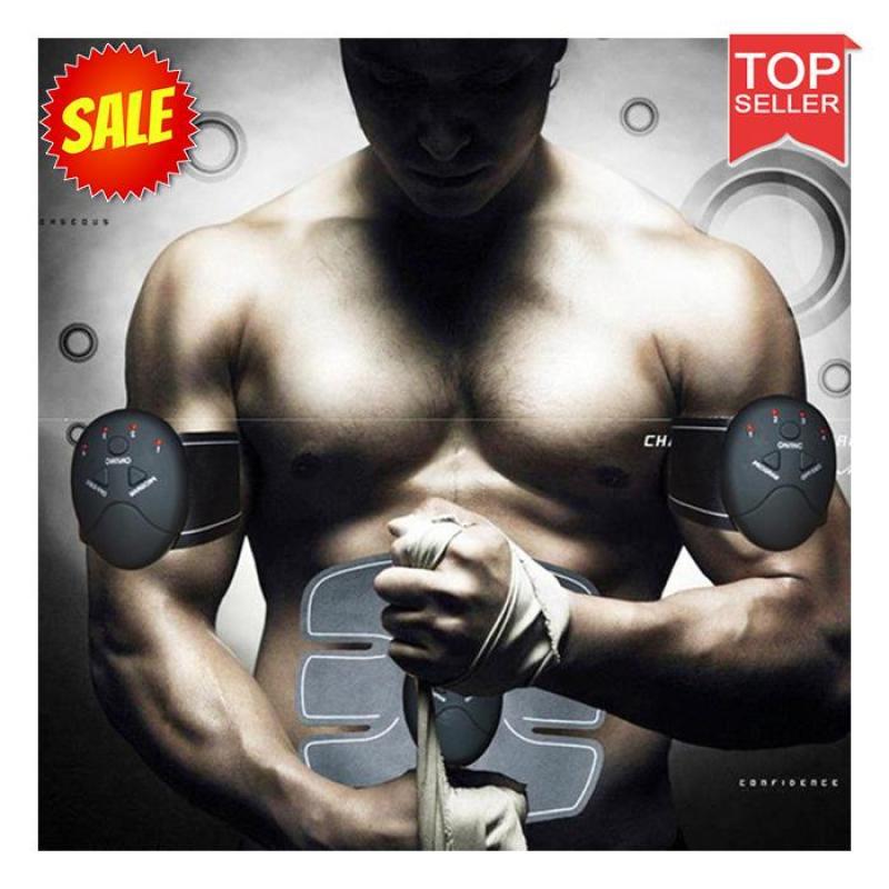 Bảng giá Máy đánh tan mỡ bụng lazada, Miếng dán tăng cơ giảm mỡ, SĂN CHẮC, 6 MÚI, 6 CHẾ ĐỘ, 9 Cường độ, CÔNG NGHỆ RUNG mạnh, nhỏ gọn, ĐƠN GIẢN, BỀN, dùng ở nhà/phòng tập, KM 50%