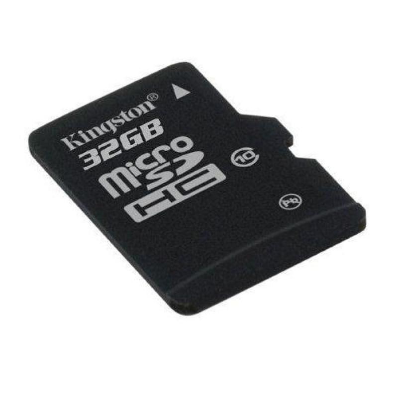 Thẻ Nhớ Micro SDHC Kingston 32GB Class 10 (Không Adapter, tem FPT)