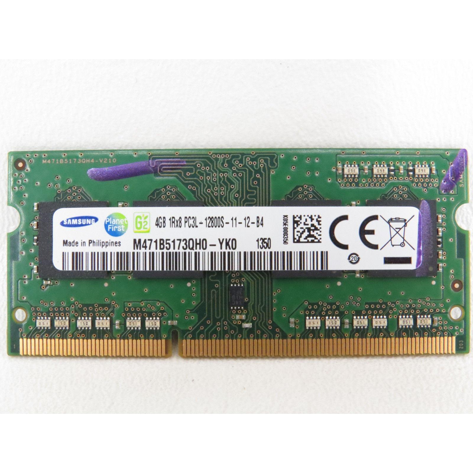 Mua Ram Laptop Samsung Ddr3 Pc3L 4Gb Bus 1600 Hang Nhập Khẩu Samsung Nguyên