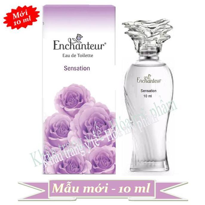Enchanteur - Nước hoa cao cấp 10 ml - Sensation