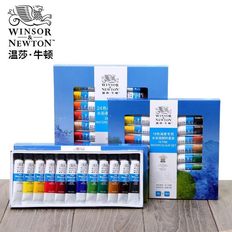 Mua Màu nước Winsor & Newton - 18 màu