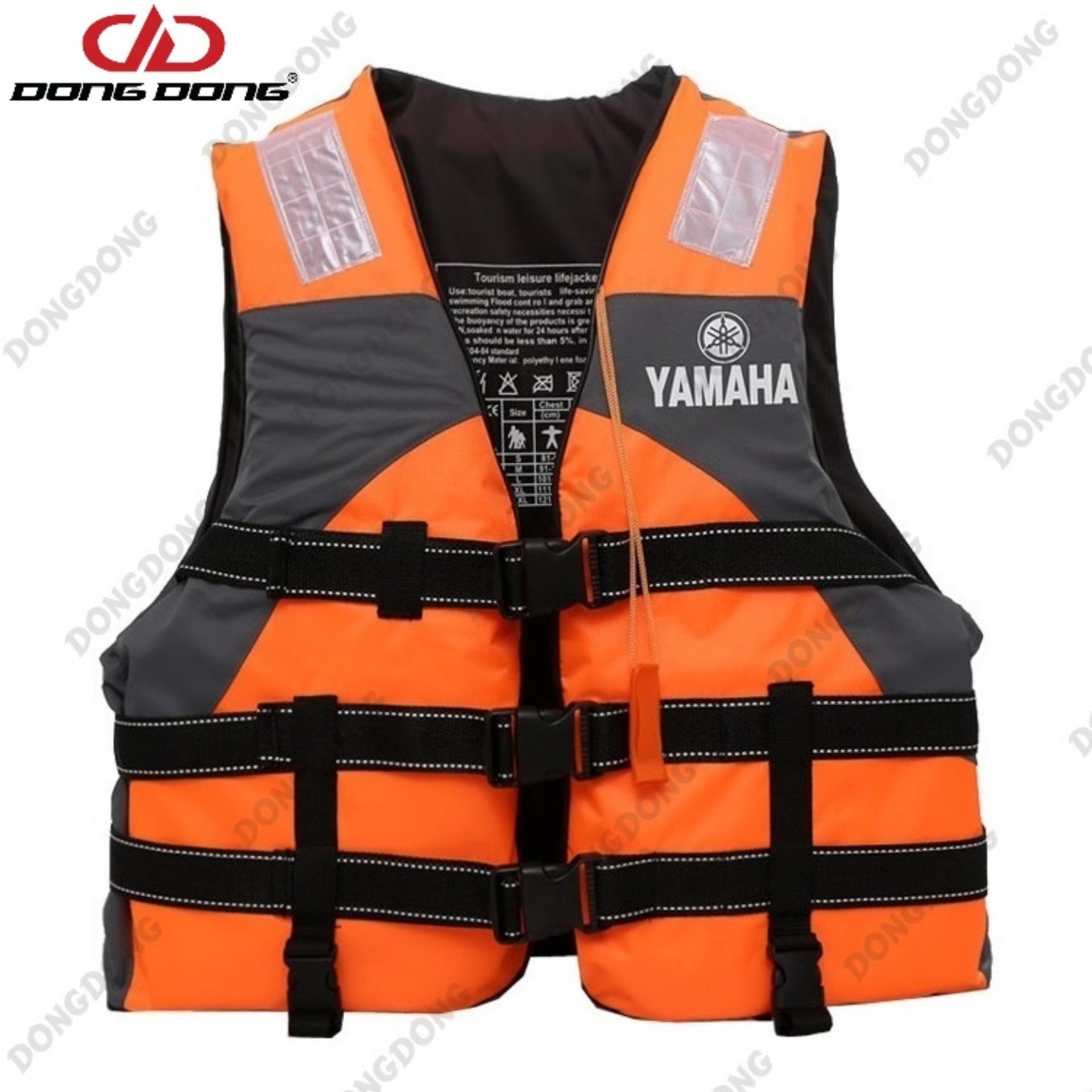 Bán Áo phao bơi cứu hộ YA, áo phao chuyên dùng cho các môn thể thao dưới nước, đặt tiêu chuẩn EU cao cấp - DONGDONG