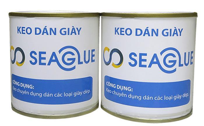 Keo Dán Giày dép đa năng SeaGlue Trong Suốt,Bám Dính, Chịu Nước