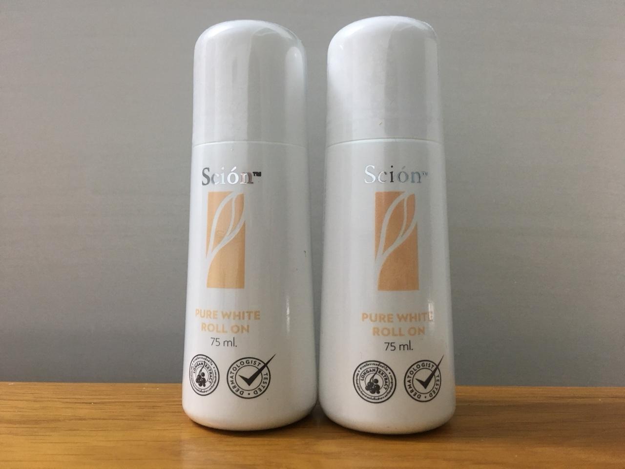 Bộ 2 lăn khử mùi Scion