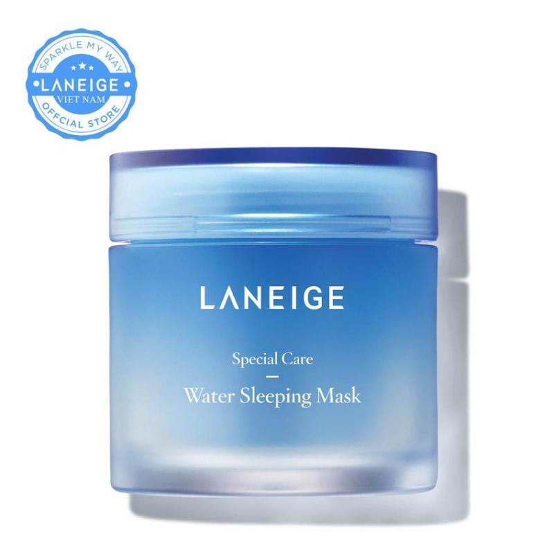 Mặt nạ ngủ dưỡng ẩm Laneige Water Sleeping Mask 70ml + Tặng máy massage ion (giao màu ngẫu nhiên)