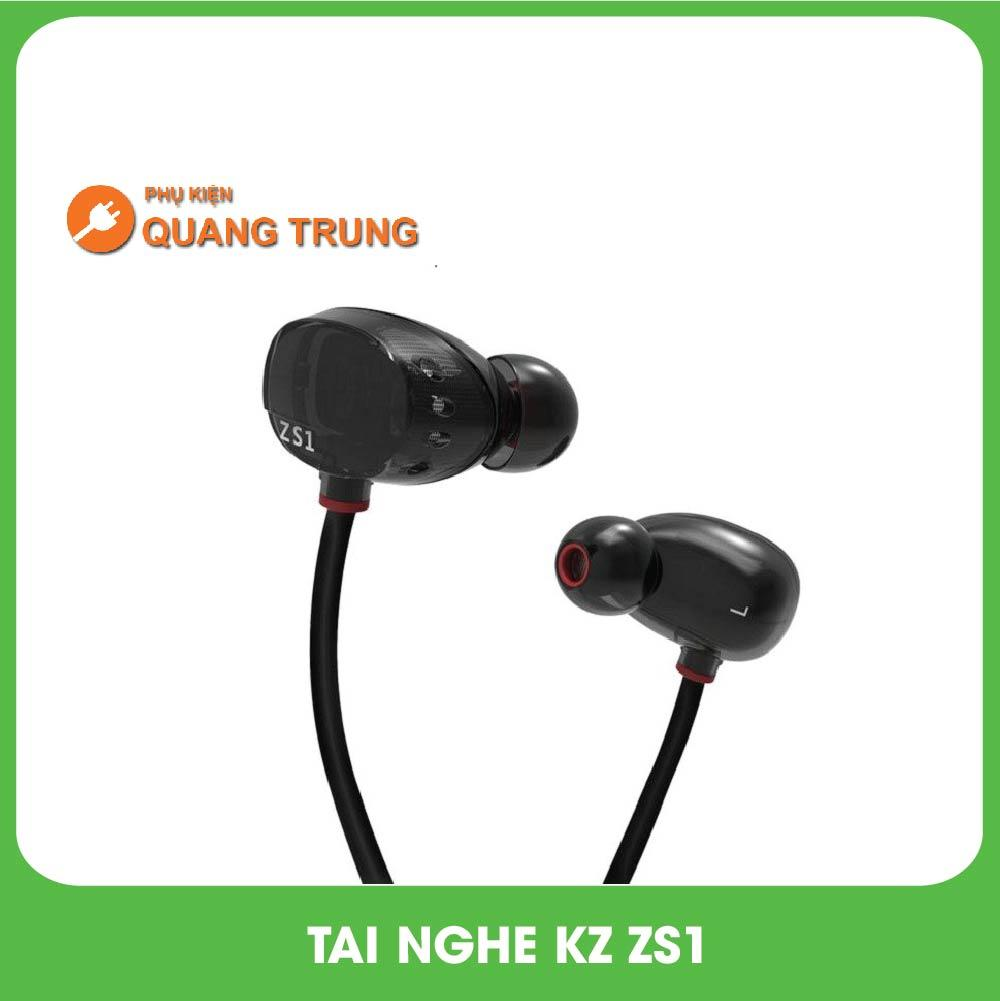 Sell Kz Zs1 Dual Cheapest Best Quality Vn Store Qkz Vk2 Grey Vnd 300000