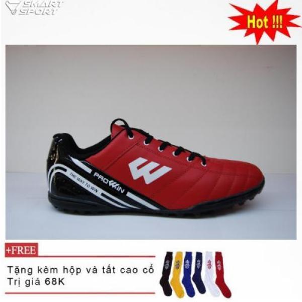 Giày Đá Bóng Prowin RX Đỏ, XANH, ĐEN, VÀNG  - Tặng kèm tất bóng đá cao cổ - ĐỒ TẬP TỐT