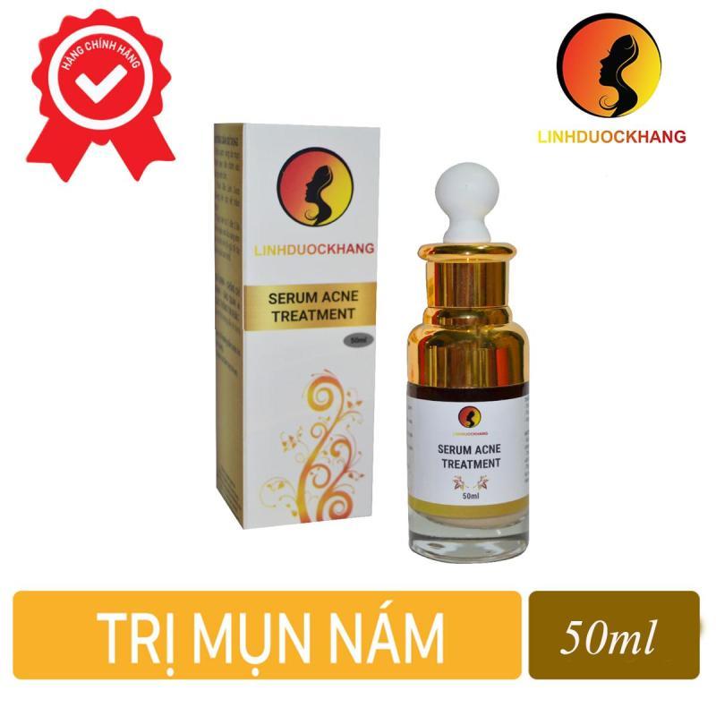 Serum trị mụn thâm sẹo rỗ Linh Dược Khang (Lọ 50ml)
