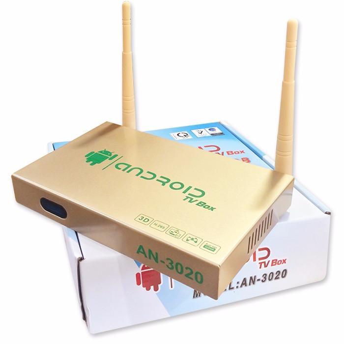 Giá Bán Đầu Thu Android Tv Box An 3010 3020 Đa Năng Tiện Dụng Trong Hồ Chí Minh