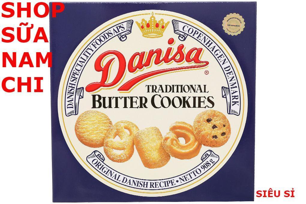 Hình ảnh Bánh quy bơ Danisa butter 454g