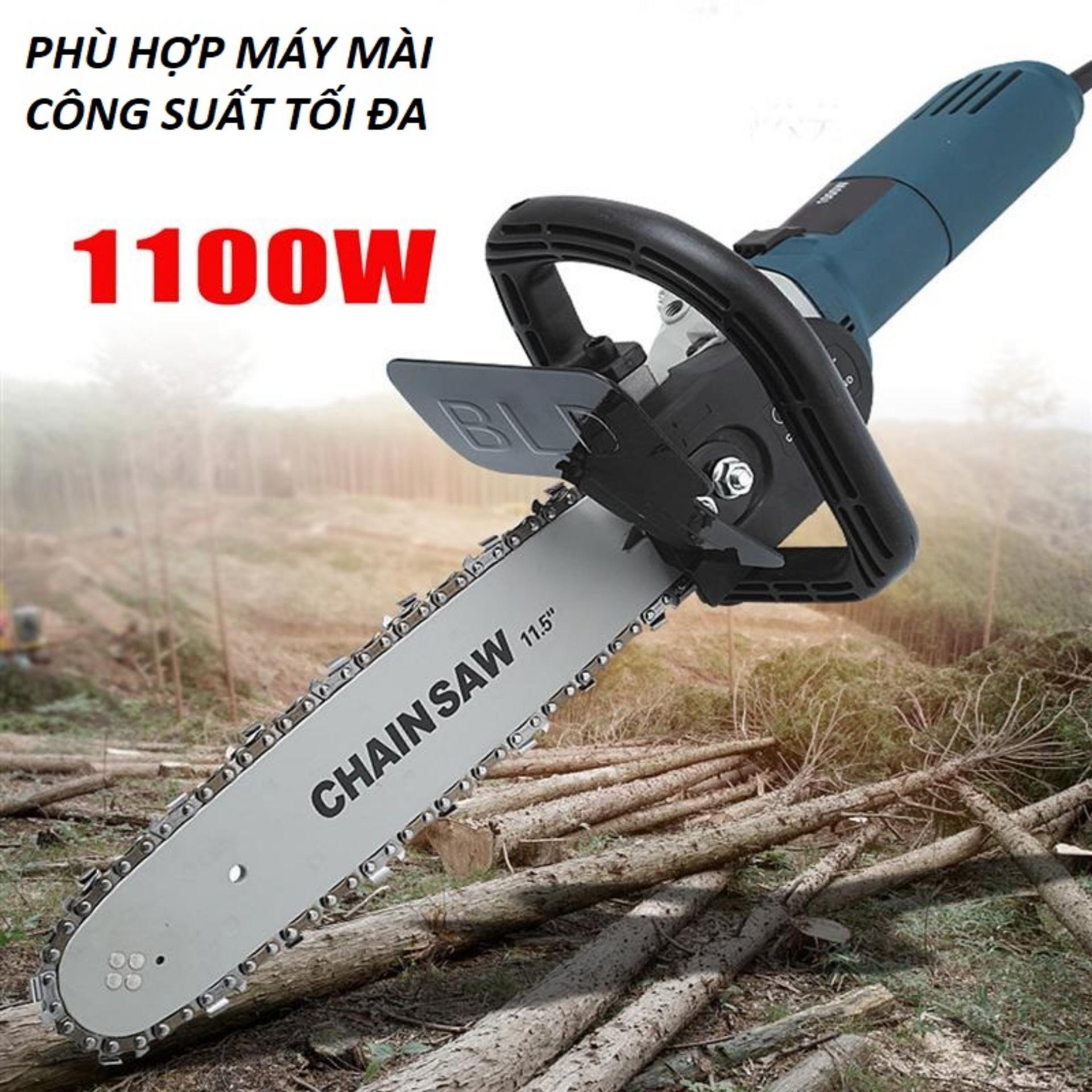 Bộ lam cưa xích dùng cho máy mài cắt cầm tay giá rẻ - phụ kiện của cưa tay cắt gỗ
