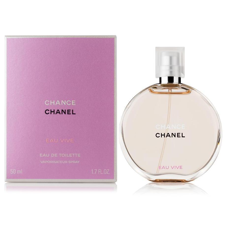 Nước hoa nữ Chanel Chance Eau Vive Eau de Toilette 50 ml