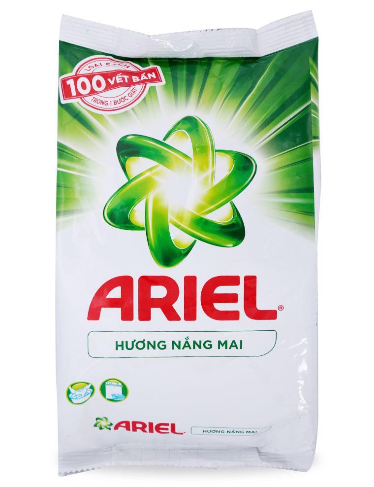 Bột Giặt Ariel Hương Nắng Mai Gói 720G