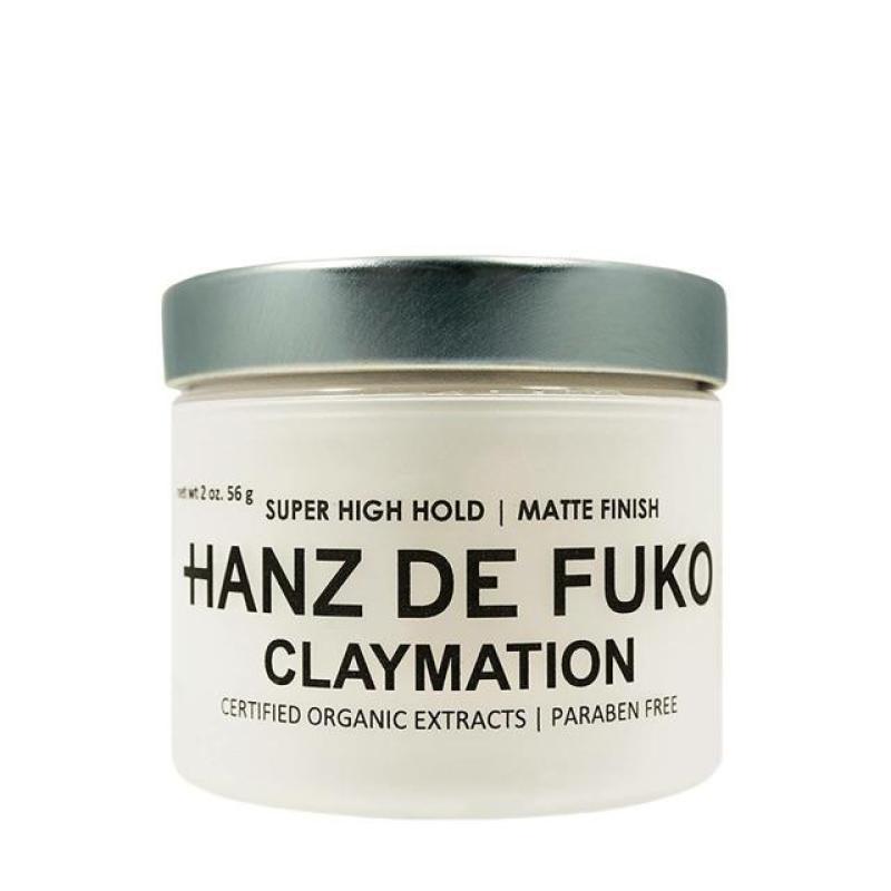 Sáp vuốt tóc Hanz De Fuko Claymation cho tóc dày giá rẻ