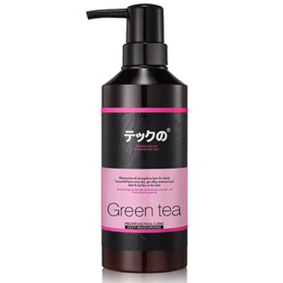 Dầu xả siêu mềm mượt Green Tea Nhật Bản 800ml