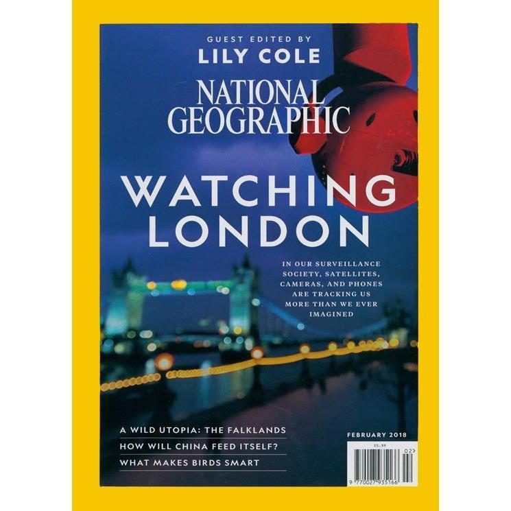 Ôn Tập Tạp Chi National Geographic February 2018