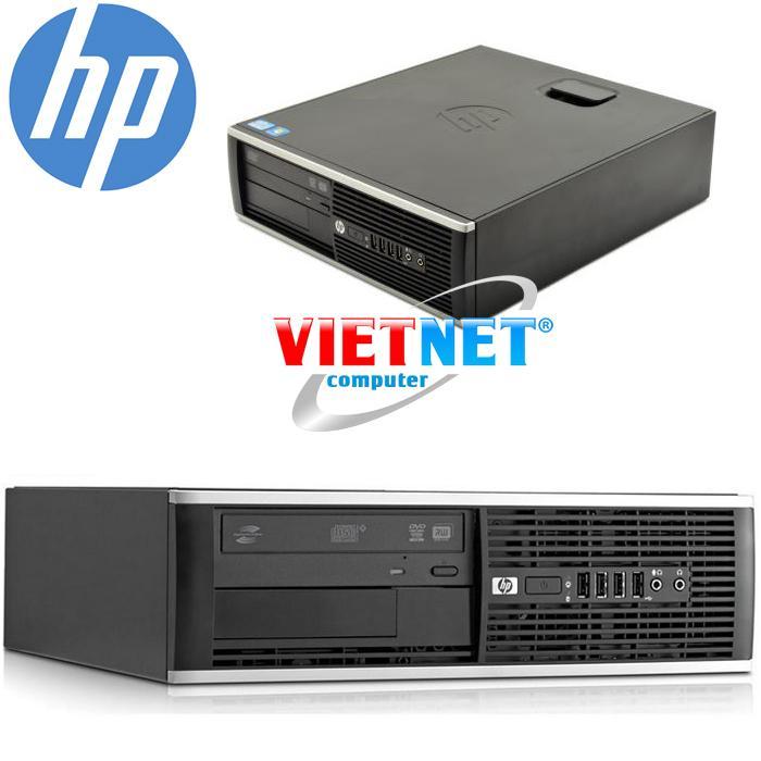Máy tính đồng bộ HP Compaq Pro Ram 2GB, HDD 250GB + Tặng bàn phím, chuột, miếng lót chuột - Hàng nhập khẩu