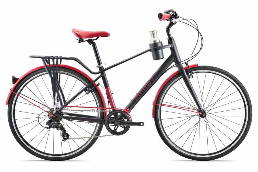 Xe đạp thể thao Giant Ineed Mocha 2019 Đen
